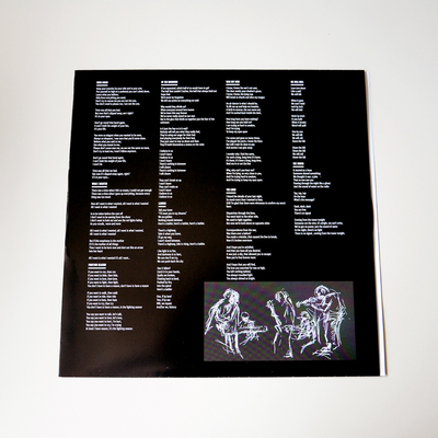 Thaliazedekband fightingseason innersleeve