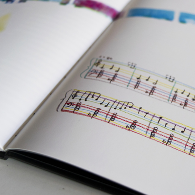 158 rainbow sheet music cropped