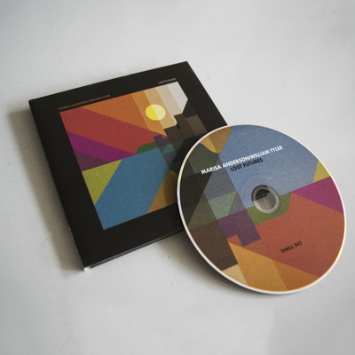 542 cd disk on front